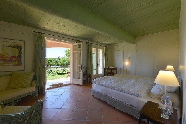 Mas du Soleilla (français) » Nos Chambres